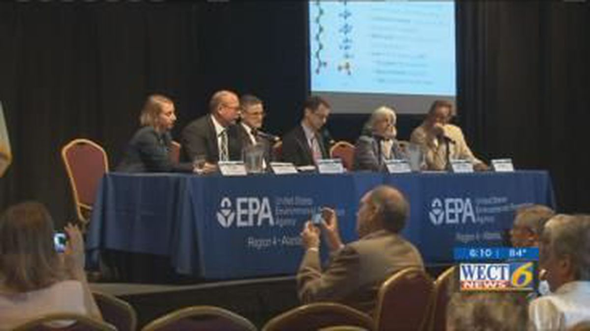 CFPUA submits formal comment on EPA draft toxicity assessment for GenX, other chemicals