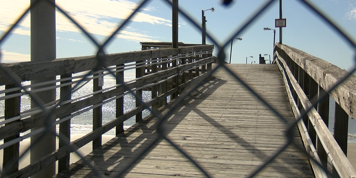 Residents react to Oak Island Pier demolition and construction: 'Let's get it done'