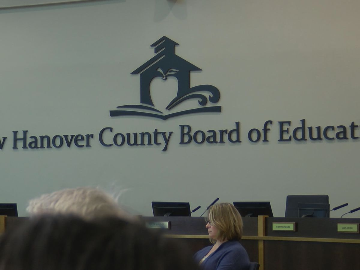 NHC Schools Board of Education approves move to Plan B
