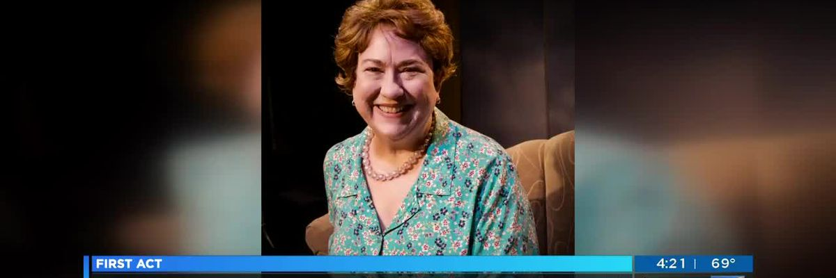 Holli Saperstein stars as humorist who found laughter in suburban home life in 'Erma Bombeck: At Wits End'