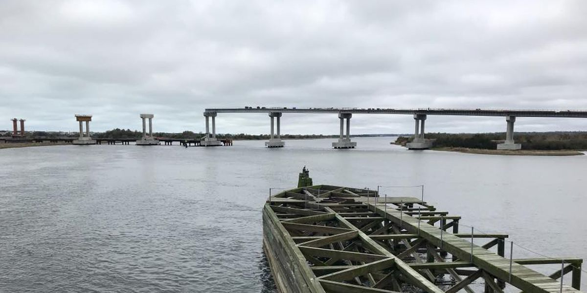 Could the new Surf City bridge open early?