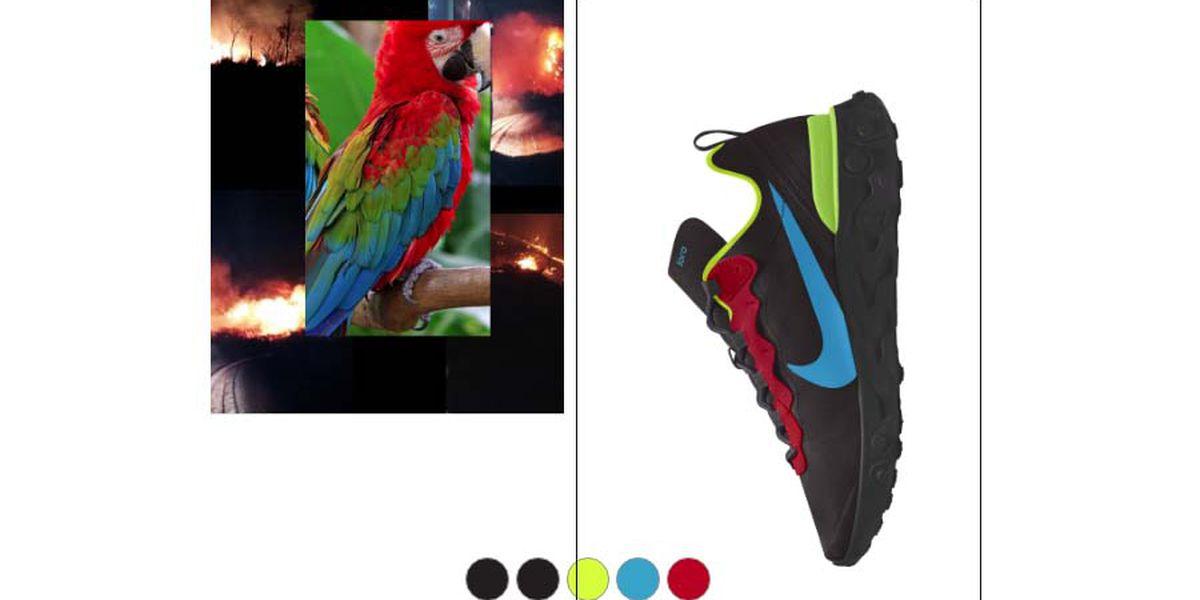 UNCW graduate wins Nike shoe design contest