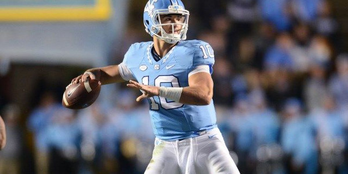 buy online be3fa 41b96 UNC QB Mitch Trubisky to enter 2017 NFL Draft