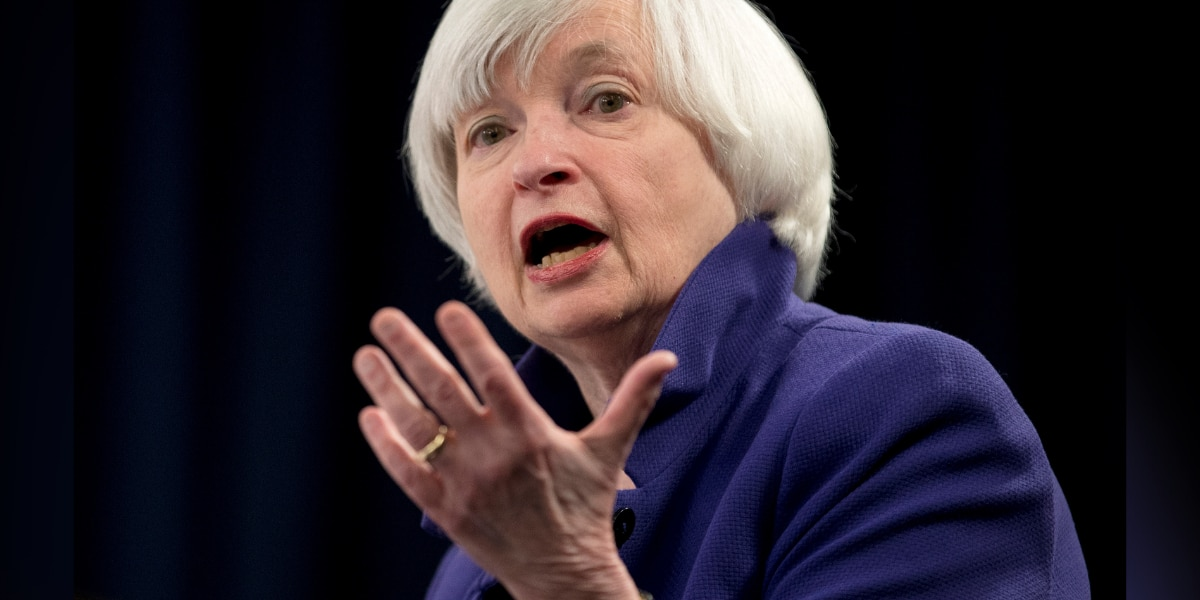 Yellen calls for minimum global corporate income tax