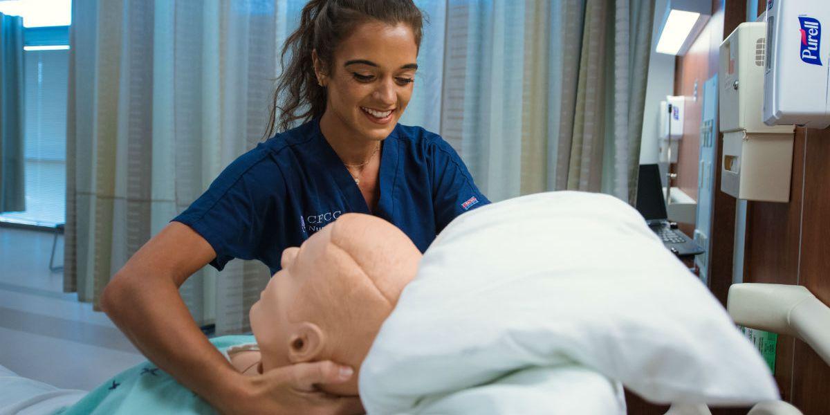 CFCC tops list of North Carolina schools offering associate degrees in nursing