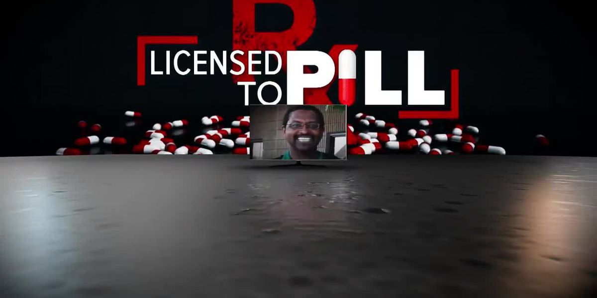 Licensed to Pill: Big opioid prescriber indicted on federal charges