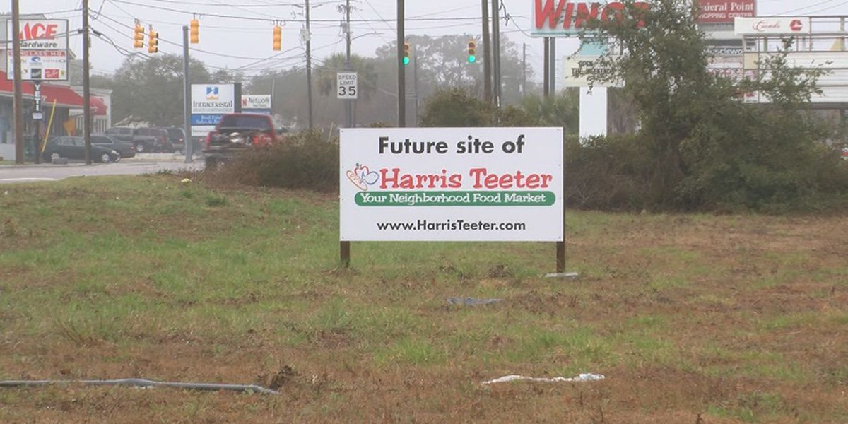 Harris Teeter requests extension for permit on Carolina Beach property