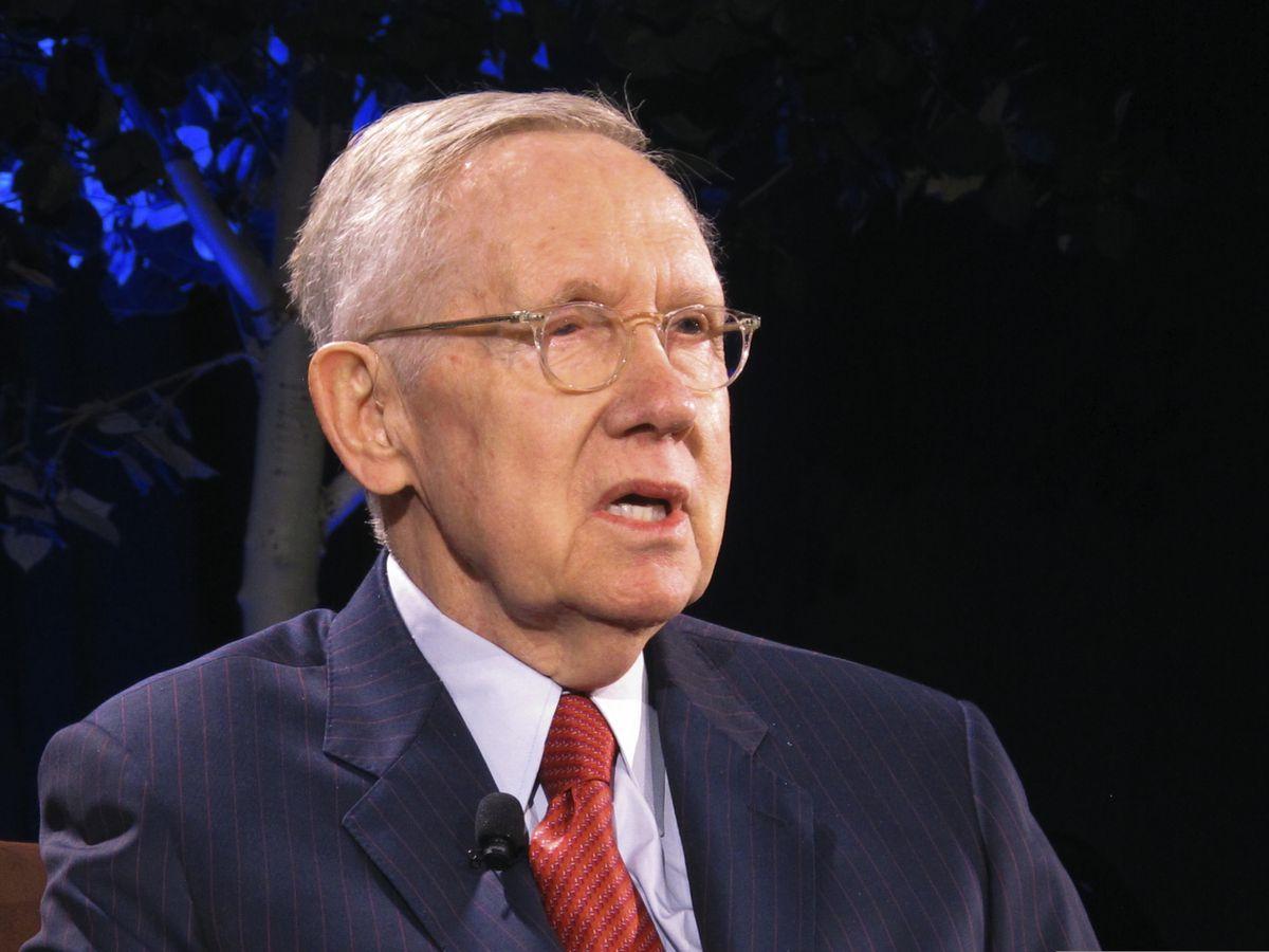 Harry Reid's political machine keeps humming in Nevada
