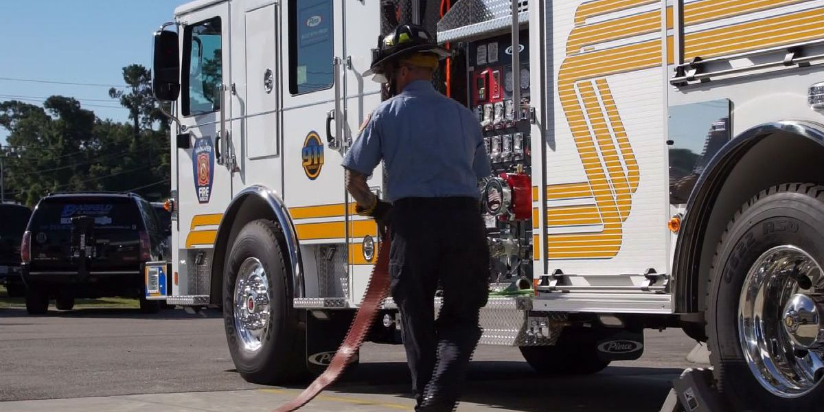 New fire engine offers more safety benefits