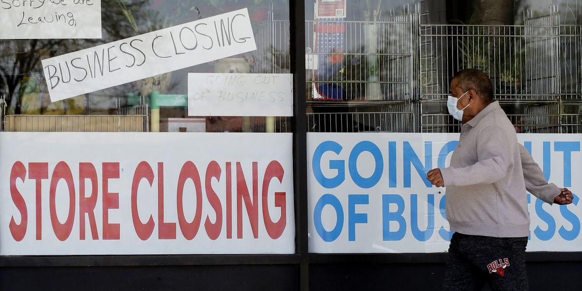 Layoffs stuck at high level as 1.3 million seek jobless aid