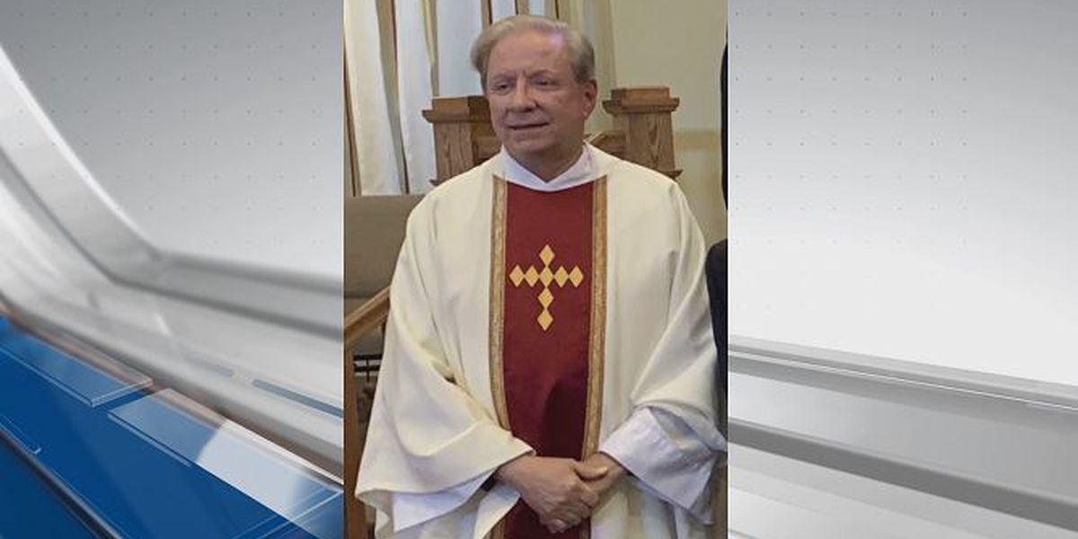 Beloved priest at St. Therese Catholic Church dies after battle with COVID