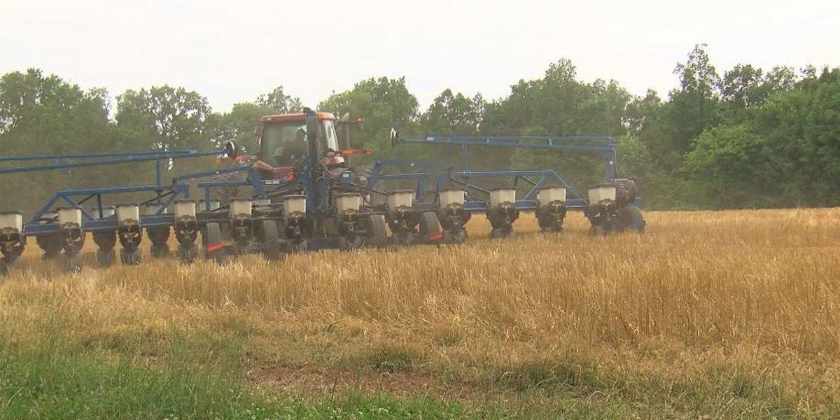 Government shutdown impacting area farmers just before planting season