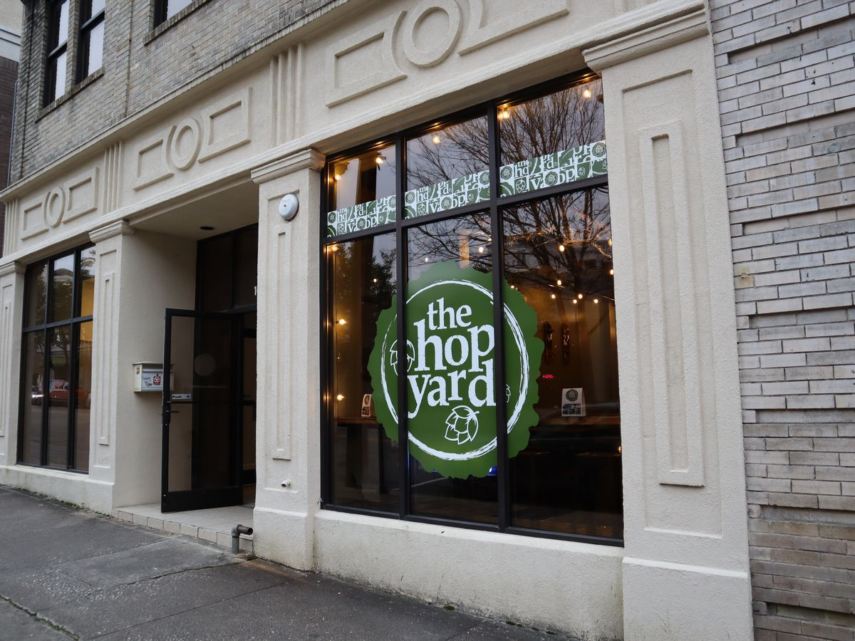 Raleigh-based craft beer spot 'The Hop Yard' opens new location in Wilmington