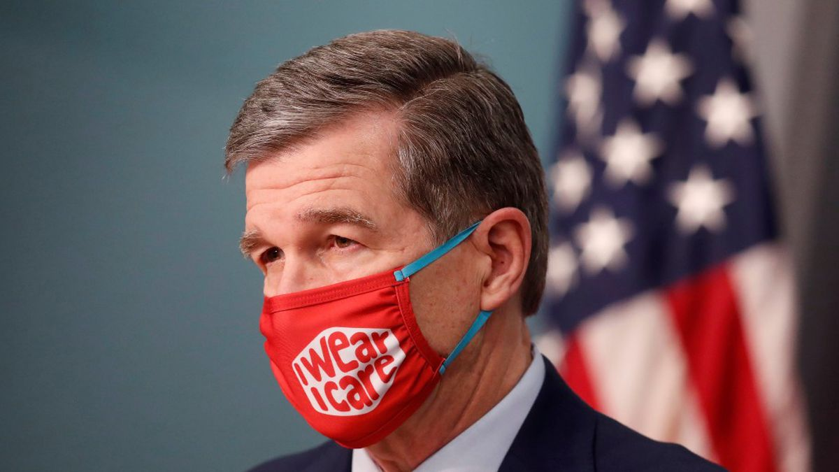 Gov. Cooper: N.C. mask mandate still in effect as officials review new CDC guidelines