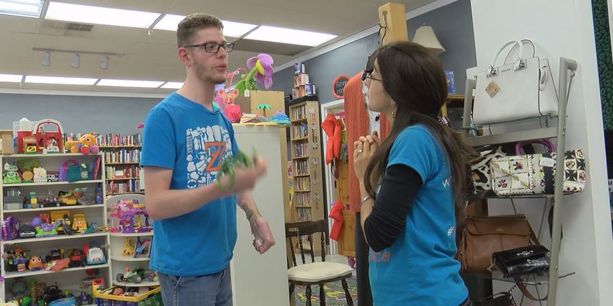 Why this Matthews thrift store hires only young adults living with disabilities