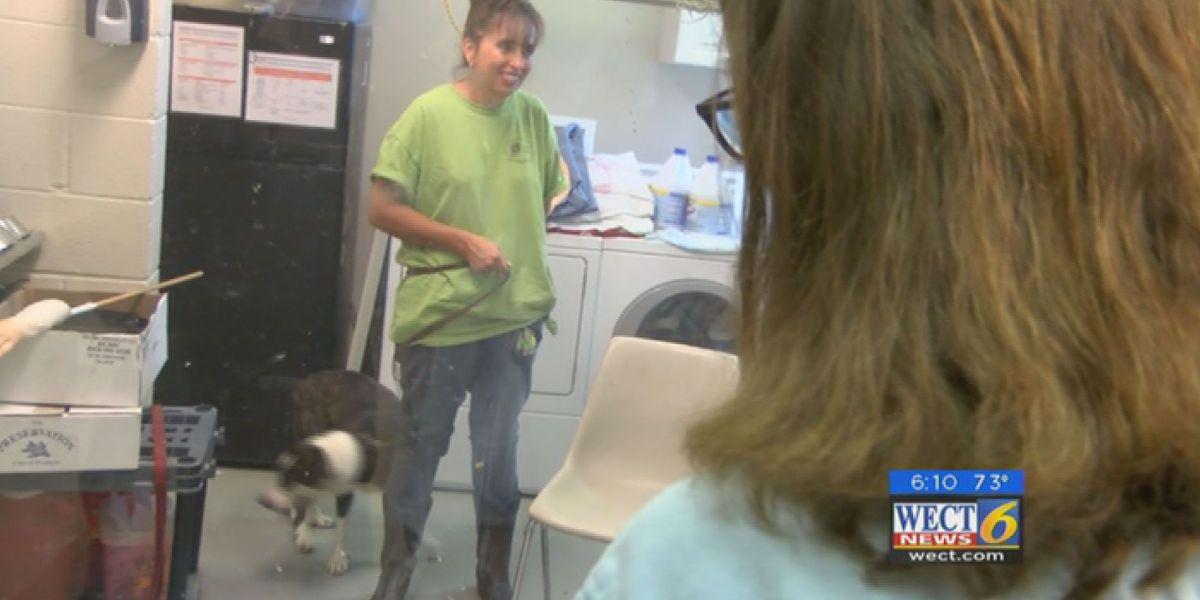 An inside look at Monty's Home Prison Program dog selection