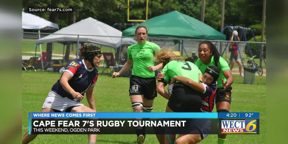 Cape Fear 7′s Rugby Tournament celebrates 45th year in Wilmington