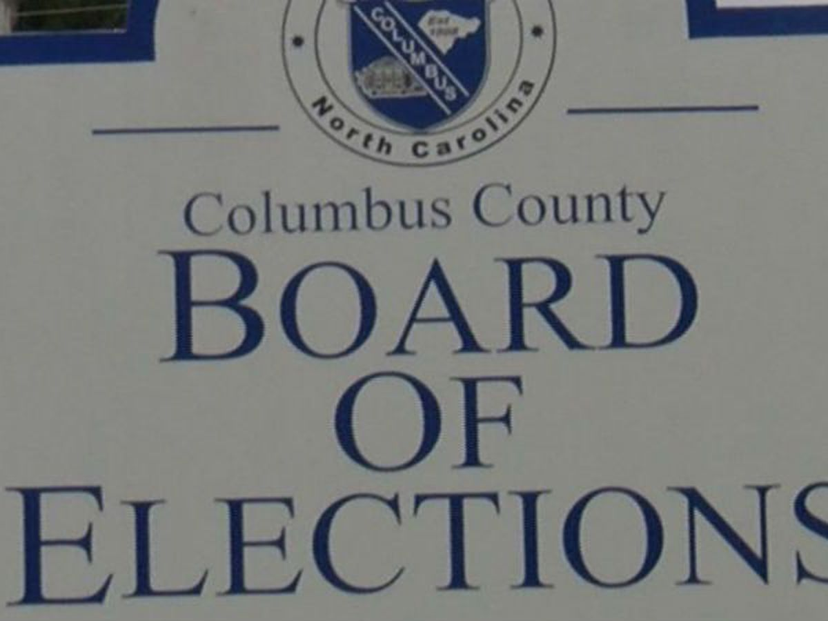 State concerned over Columbus County board's dismissal of election protest on technicality