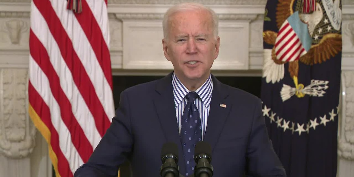 LIVE: Biden remarks at International Women's Day event