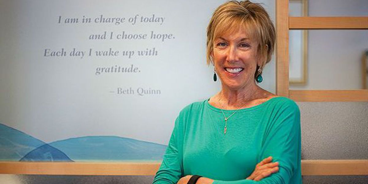 Beth Quinn, co-founder of She Rocks, dies