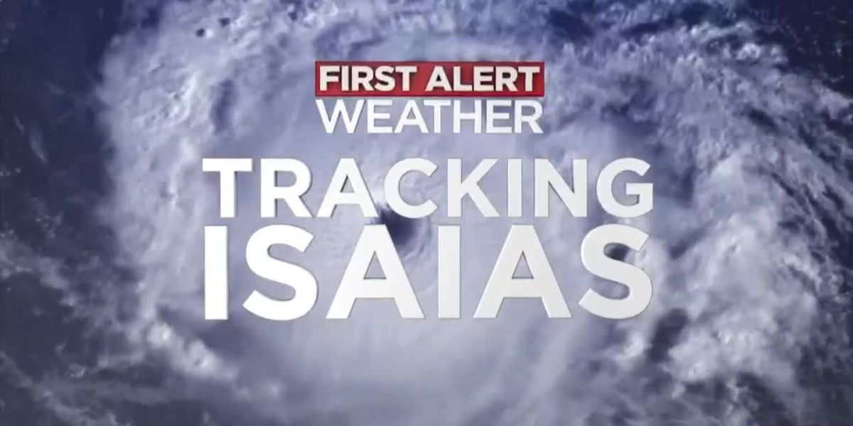 Tropical Storm Isaias impacts Florida, will roam northward