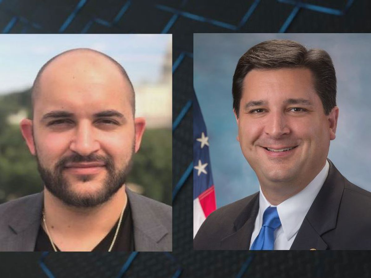 Candidate files to challenge Rouzer in NC's Seventh Congressional District