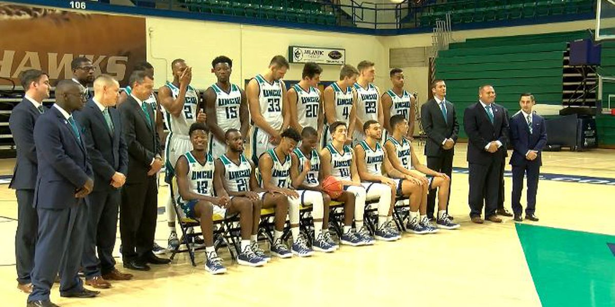 UNCW men's basketball picked to finish 5th in CAA preseason poll