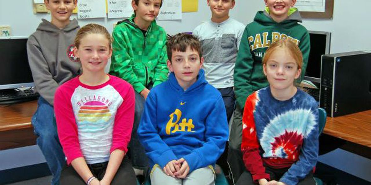 Parsley students place seventh nationally in WordMasters Challenge