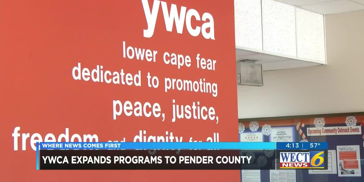 YWCA expands three programs into Pender County