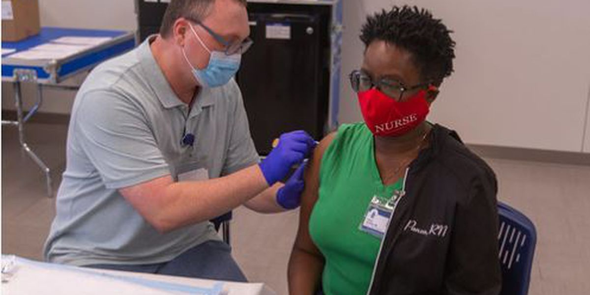 New Hanover County receives Moderna Inc. vaccine, rolls out vaccination plan