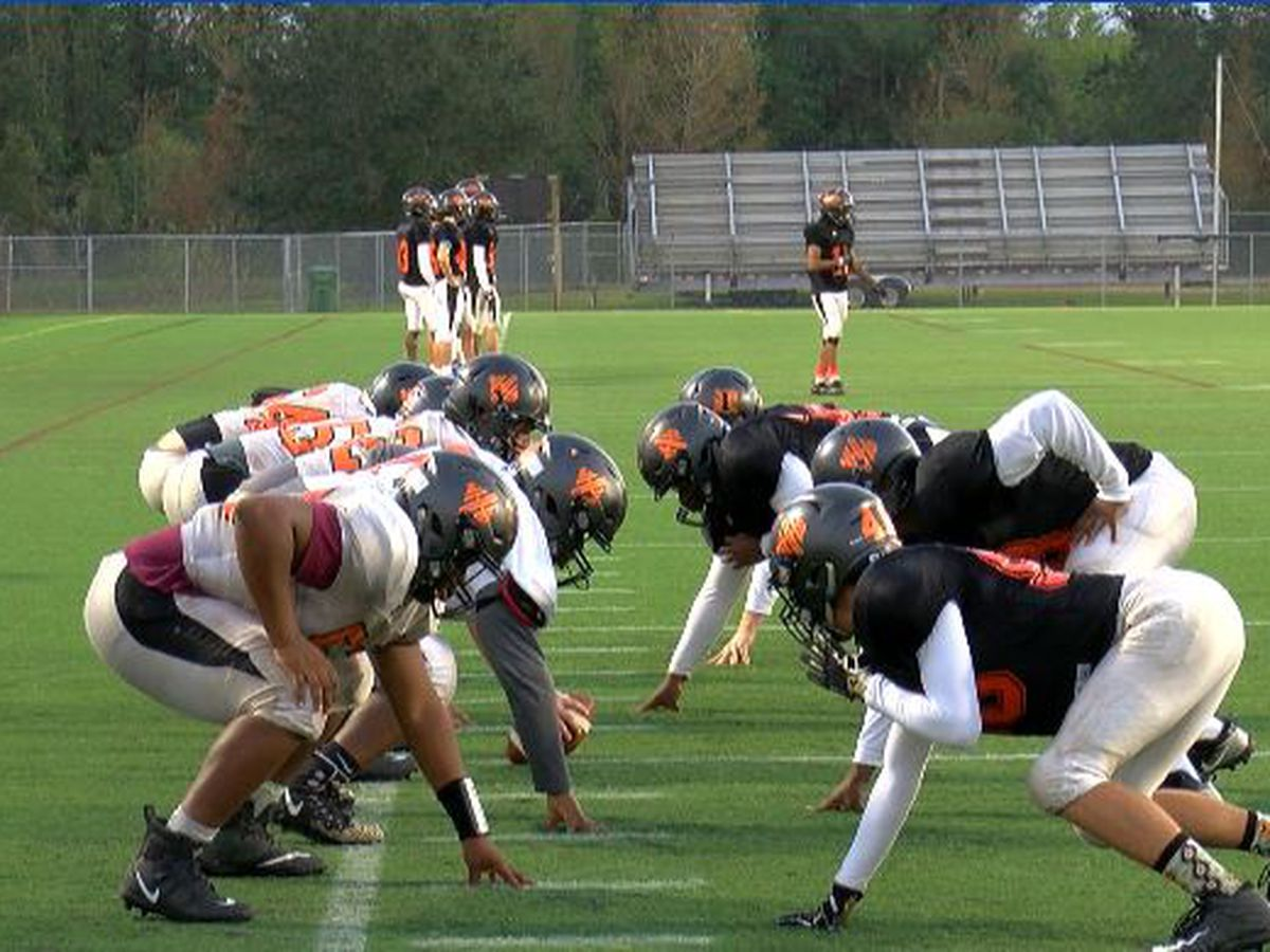 New Hanover Wildcats ready to defend 3AA football championship