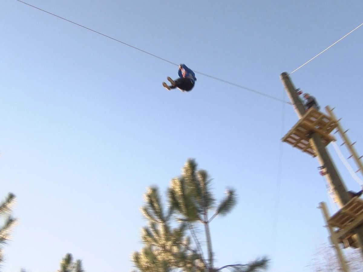 NC House passes bill to regulate zip lines and other 'aerial adventure' courses