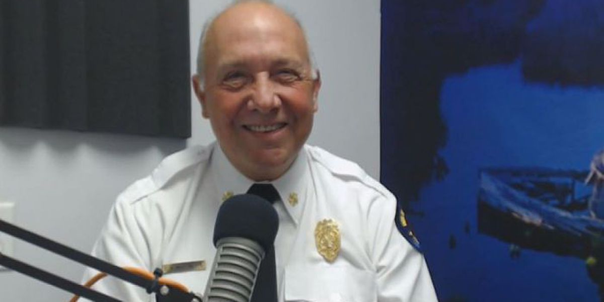 Buddy Martinette: WFD Fire Chief recalls responding to the Pentagon on 9/11 (1on1 with Jon Evans podcast)