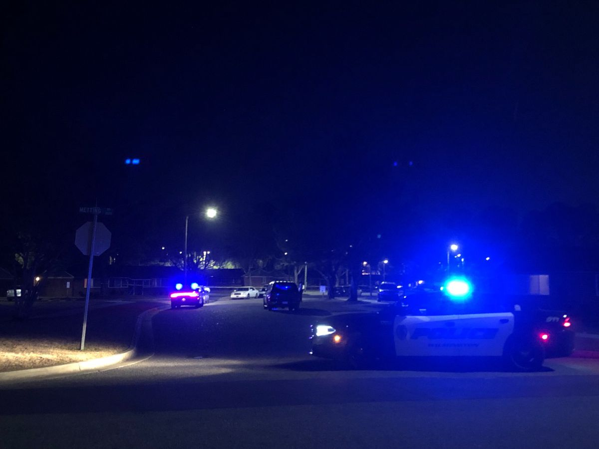 UPDATE: 1 person shot Friday night near Market North Apartments