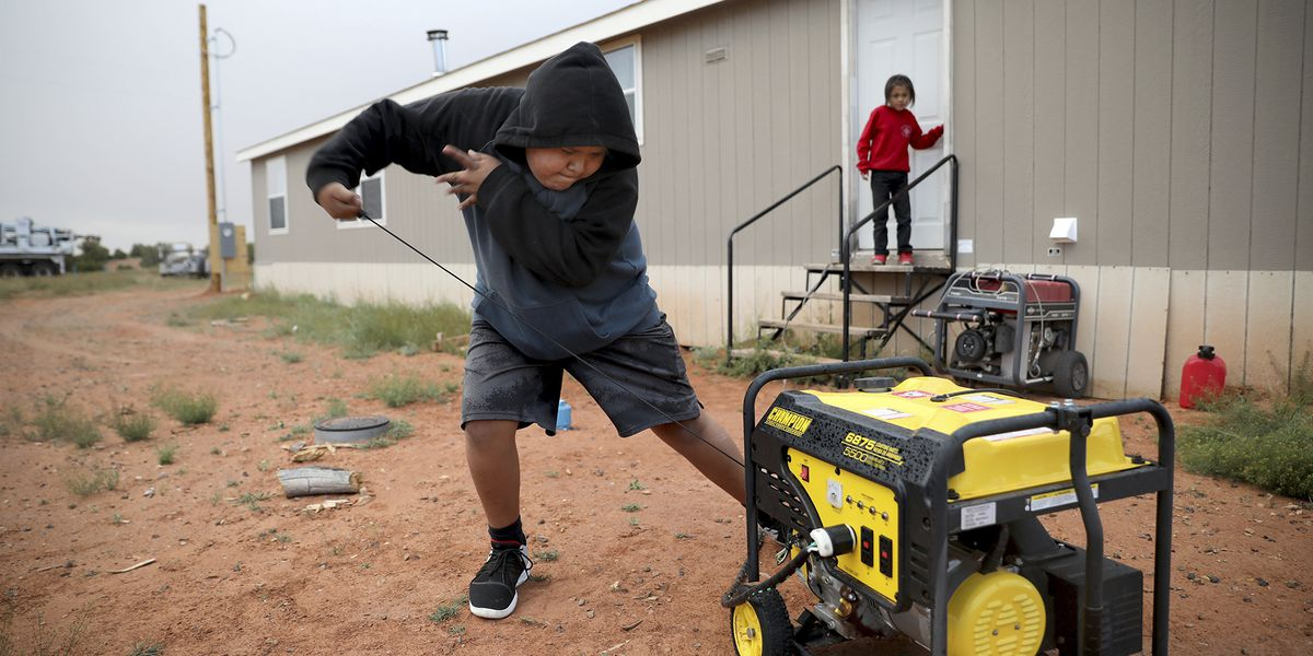 Federal, state money to pay for generators in several local communities
