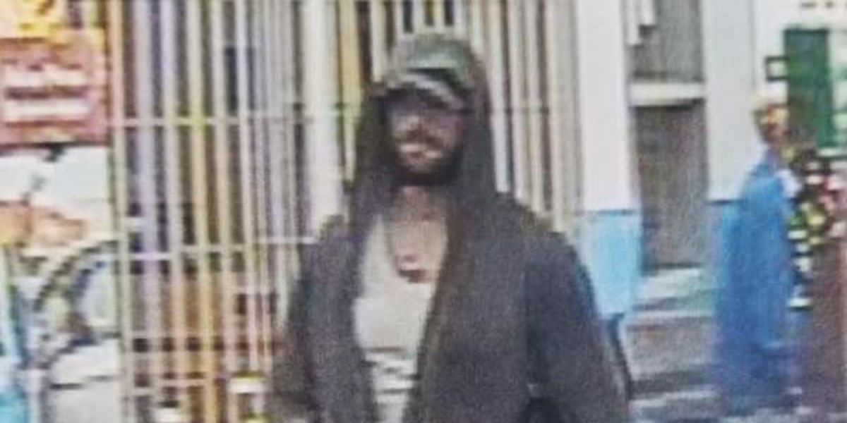Sheriff's office looking for suspect in robbery at Wilmington Walmart