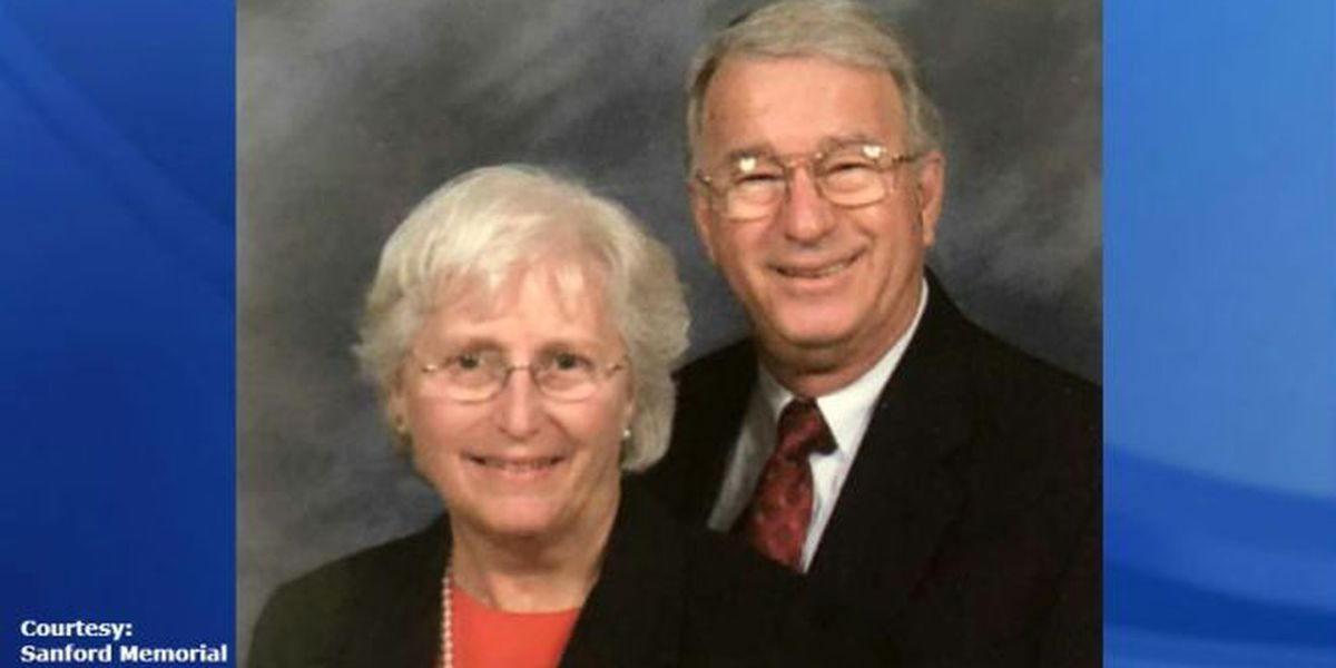 2 charged with murder in fire that killed NC pastor's wife