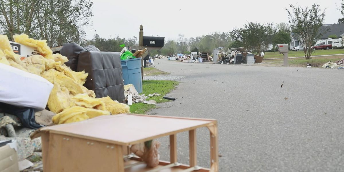 Cross Creek Community prepares for remnants of Michael