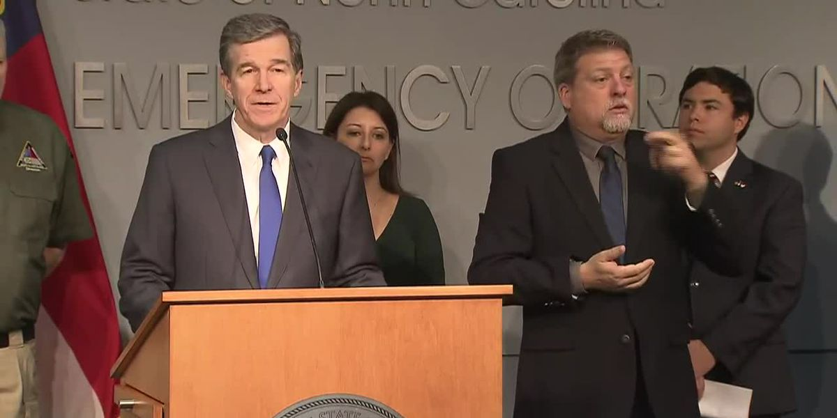 Cooper signs executive order prohibiting utilities from disconnecting delinquent customers