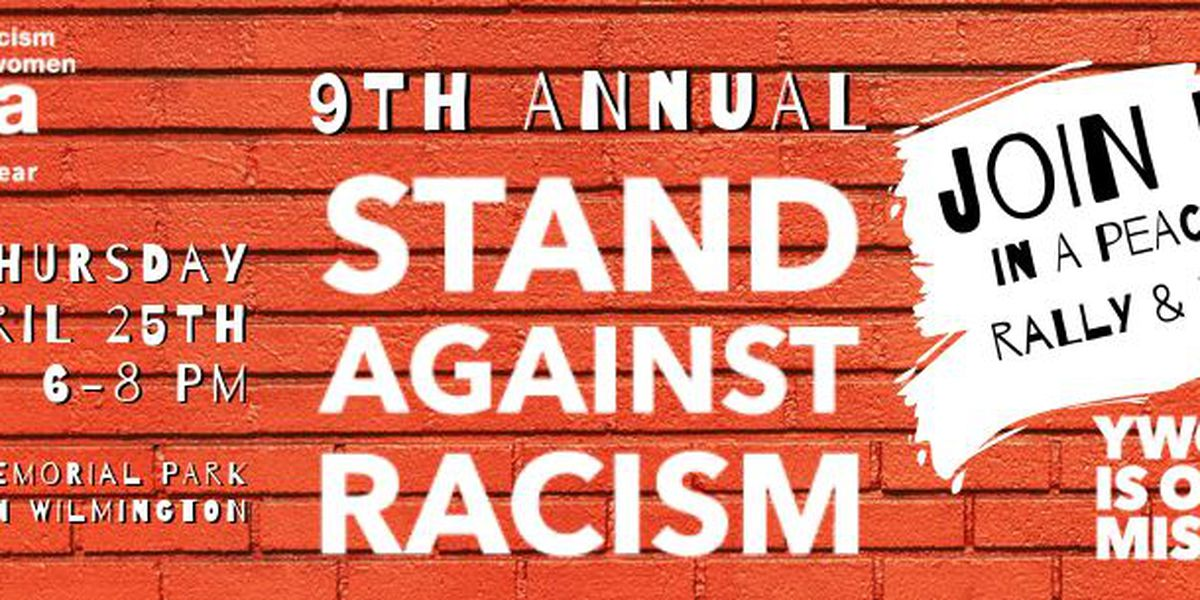 YWCA Stand Against Racism rally scheduled for Thursday