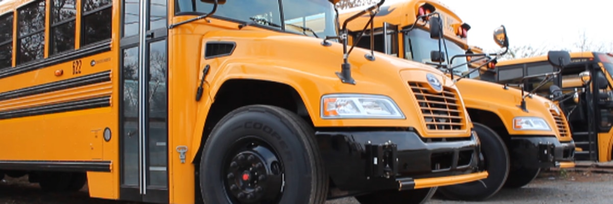Pender County Board of Education approves pay scale for school bus drivers