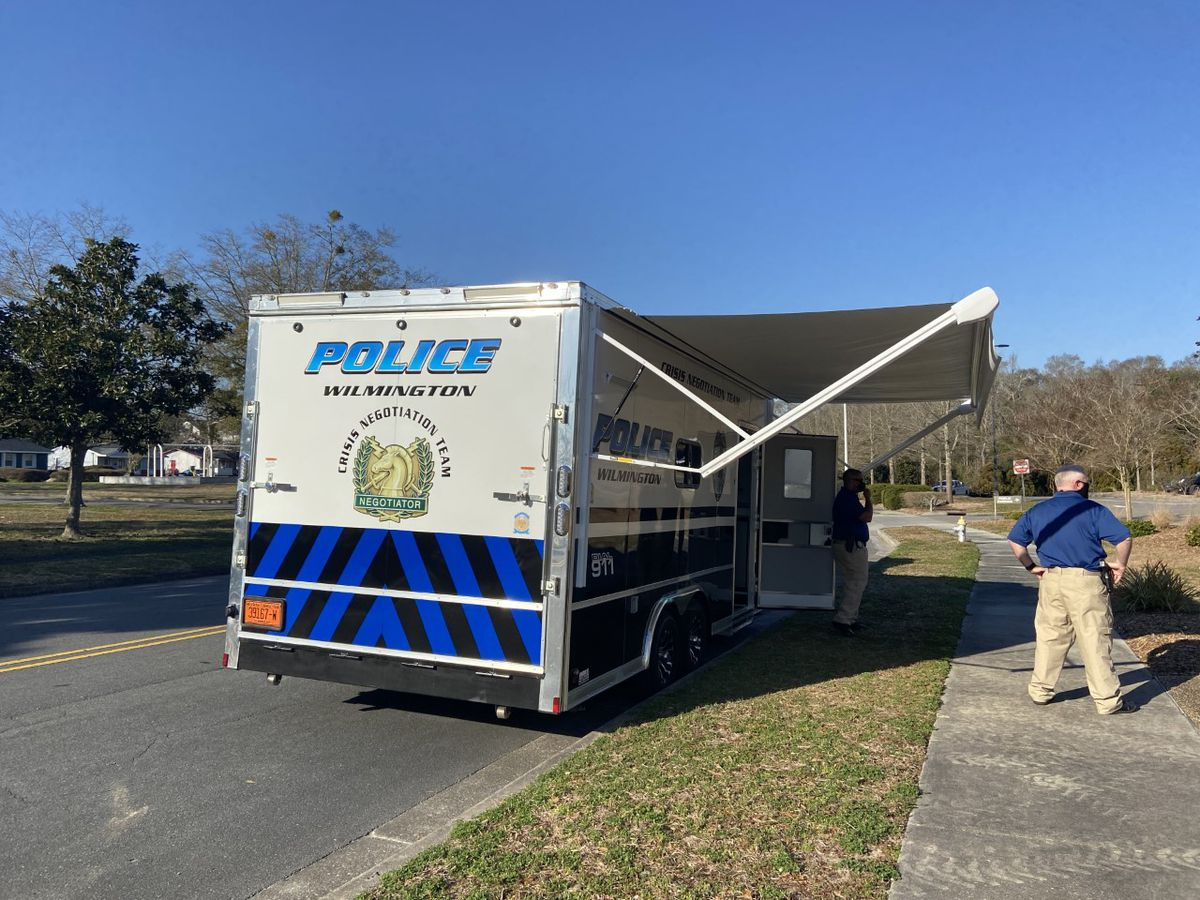 WPD introduces new crisis negotiation trailer