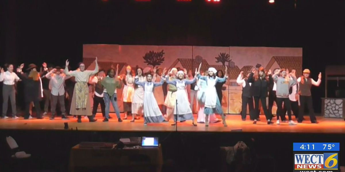 First at Four: Middle school students to perform 'Fiddler on the Roof Jr'