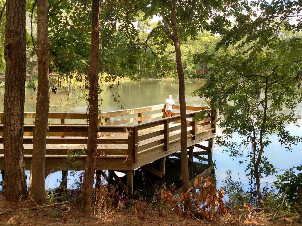 Miller's Pond Park in Pender County reopens