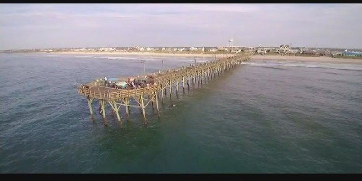SKY TRACKER: Surf City Pier