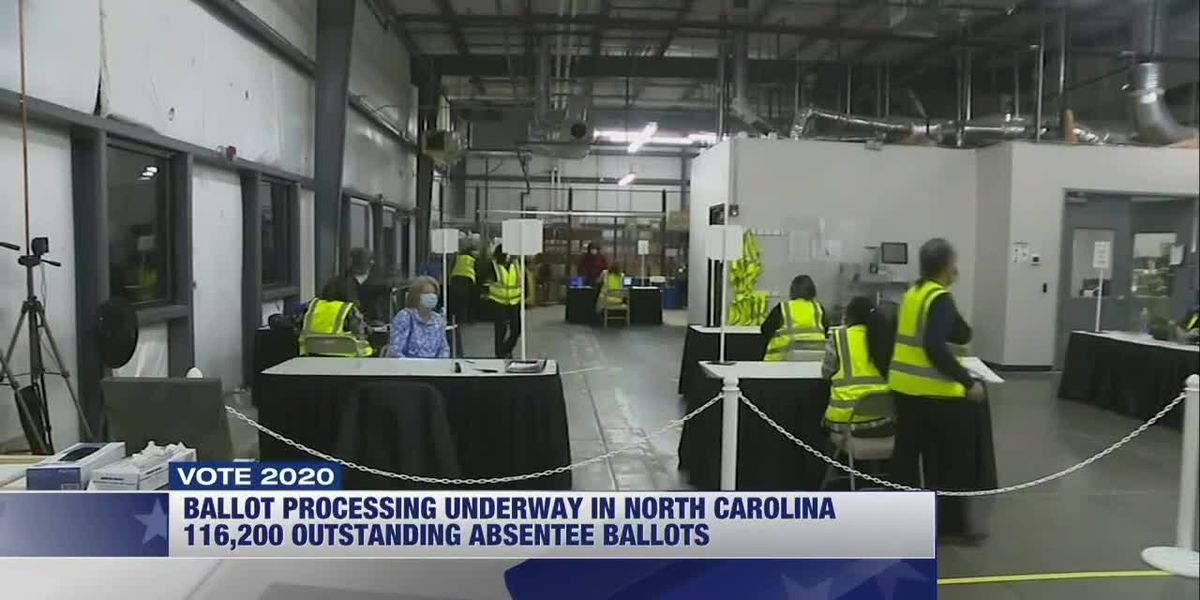 Absentee and provisional ballots could impact the outcome of NC elections