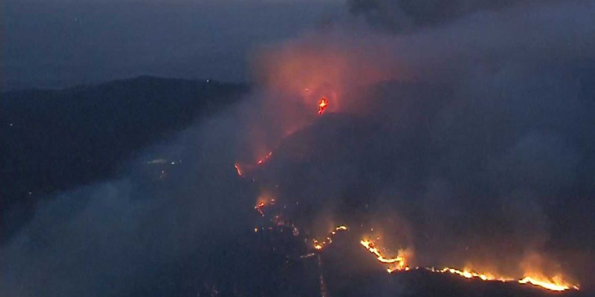 23 killed, 110 missing in California wildfires
