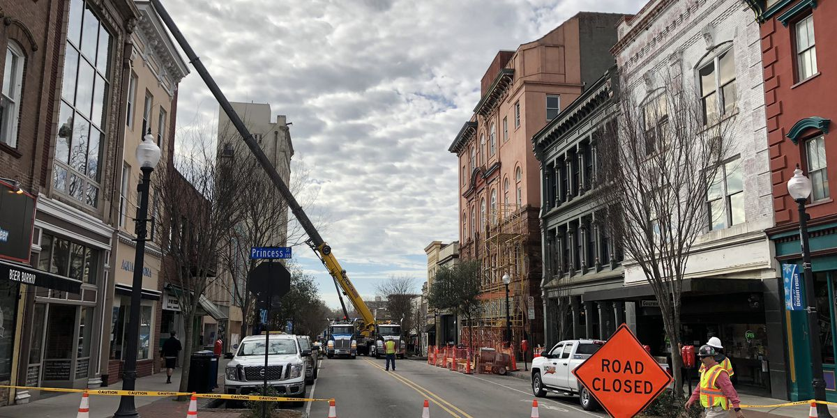 TRAFFIC ALERT: Portion of Front Street will be closed Tuesday morning