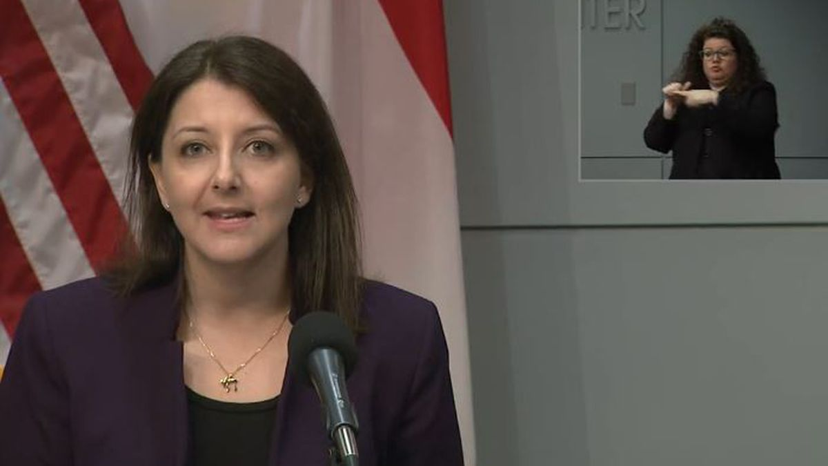 LIVE: State health, emergency leaders hold media briefing regarding COVID-19