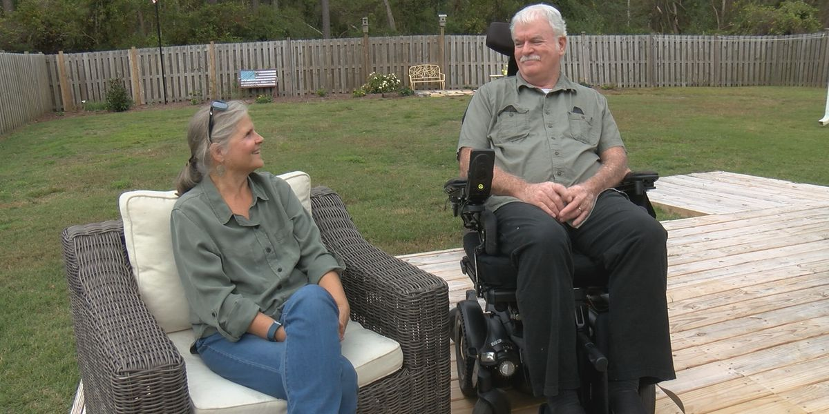Wilmington Marine Corps veteran lives on, ten years after ALS diagnosis